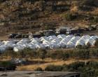 1200 μετανάστες και πρόσφυγες έχουν εισέλθει στον προσωρινό καταυλισμό του Καρά Τεπέ