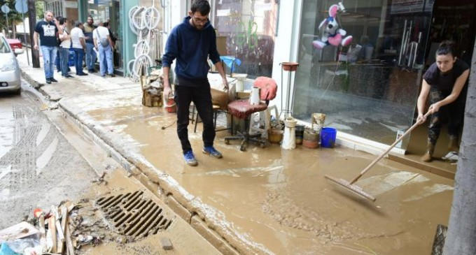 Καραγιάννης: Διακόσιοι μηχανικοί του υπουργείου υποδομών στις πληγείσες περιοχές
