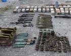 Χειροβομβίδες, ρουκετοβόλα, καλάσνικοφ: Το θαμμένο οπλοστάσιο που βρέθηκε στην Καστοριά