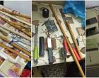 Κατασχέθηκαν ύποπτα ανικείμενα σε έρευνα σε κατάστημα κράτησης του Κορυδαλλού