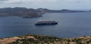 Πειραιάς: Τι θα γίνει με το κρουαζιερόπλοιο με τα 12 κρούσματα