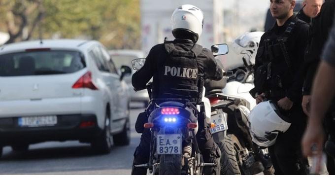Τροχαίο με δύο αστυνομικούς της ομάδας ΔΙΑΣ