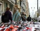 Πρόστιμα συνολικού ύψους 17.000 ευρώ επιβλήθηκαν την περασμένη εβδομάδα για παρεμπόριο