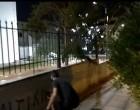 Ο «Ρουβίκωνας» έκανε παρέμβαση στην Πολιτική Προστασία