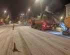 Περιφέρεια Αττικής: Ολοκληρώθηκε έργο ασφαλτοστρώσεων προϋπολογισμού 5 εκ. ευρώ