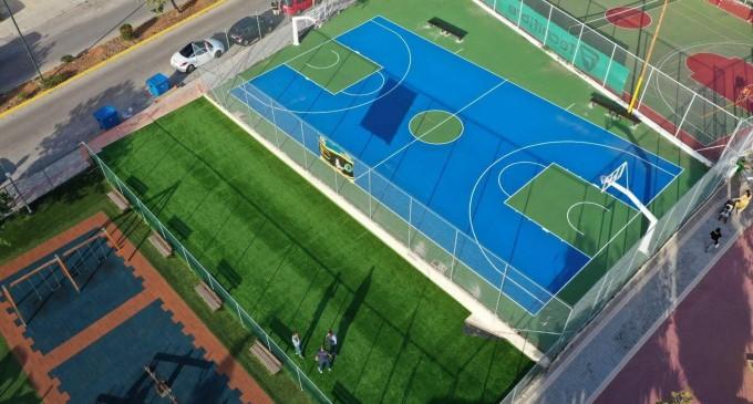 Νέο γήπεδο μπάσκετ «κόσμημα» για τη Γλυφάδα