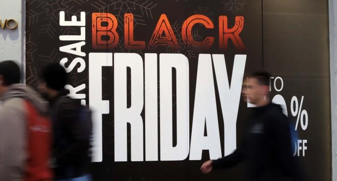 Black Friday: Εκπτώσεις με το «καλημέρα» – Τι θα συμβεί με τις ουρές