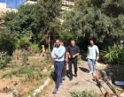 Δήμος Πειραιά: Μεγάλη παρέμβαση καθαρισμού και περιποιήσης πρασίνου στην παραλία Βοτσαλάκια (φωτο)