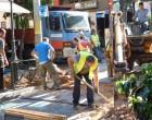 «Κόλλησε» ο ΠΕΙΡΑΙΑΣ από έργα φυσικού αερίου! -Ξαφνική «τομή» στην οδό ΤΣΑΜΑΔΟΥ -Εργάτες της «ΘΕΜΕΛΗ» σε ρόλο τροχονόμων