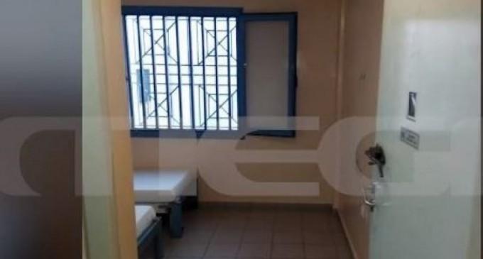 Αποκάλυψη: Αυτό είναι το κελί στο οποίο μπήκε ο Μιχαλολιάκος στις φυλακές Δομοκού (βίντεο)