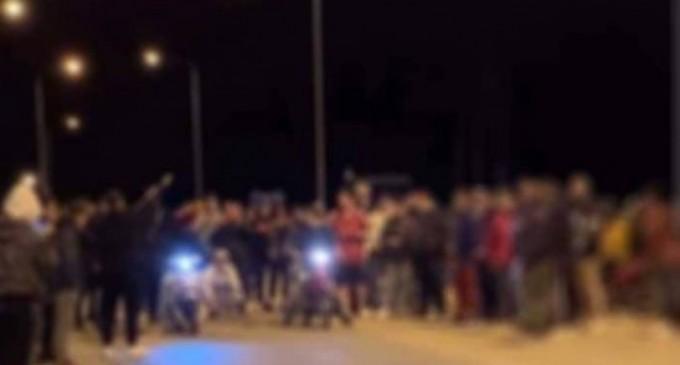 Ανευθυνότητα: Στην Κοζάνη κάνουν κόντρες εν μέσω καραντίνας (βίντεο)