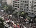 Αθήνα: Πραγματοποιείται πορεία προς τη Βουλή