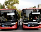 Ξεκίνησαν τα δρομολόγιά τους τα δύο νέα σύγχρονα λεωφορεία της Δημοτικής Συγκοινωνίας Μοσχάτου – Ταύρου