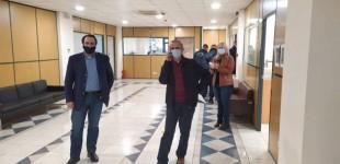 Τηλεδιάσκεψη του Δημάρχου Περάματος Γ. Λαγουδάκη με Δημάρχους της Περιφερειακής Ενότητας Πειραιά για τη διαχείριση των απορριμμάτων