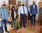 Ενημερωτική συνάντηση του Εμπορικού Συλλόγου Πειραιά με την Αστυνομική Διεύθυνση της πόλης