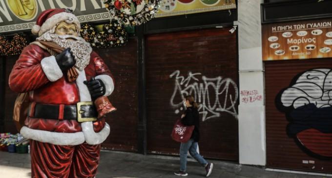 Lockdown: Ολα τα σενάρια για τα Χριστούγεννα – «Οχι» στο άνοιγμα της εστίασης λένε οι επιχειρηματίες
