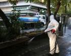 Καθαρισμός και απολύμανση από τον Δήμο Πειραιά