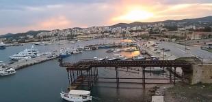 Προχωρά η αποκατάσταση της Γαλλικής Σκάλας Λαυρίου