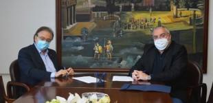 Μνημόνιο Συνεργασίας Οργανισμού Λιμένος Ελευσίνας – Πανεπιστημίου Δυτικής Αττικής