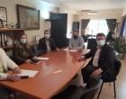 Συνάντηση του Δημάρχου Μοσχάτου – Ταύρου με τον Γ.Γ. Χωροταξίας και Αστικού Περιβάλλοντος του Υπ. Περιβάλλοντος και Ενέργειας