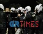 Ένταση στη Θεσσαλονίκη για το lockdown: Επεισόδια μεταξύ διαδηλωτών και αστυνομικών