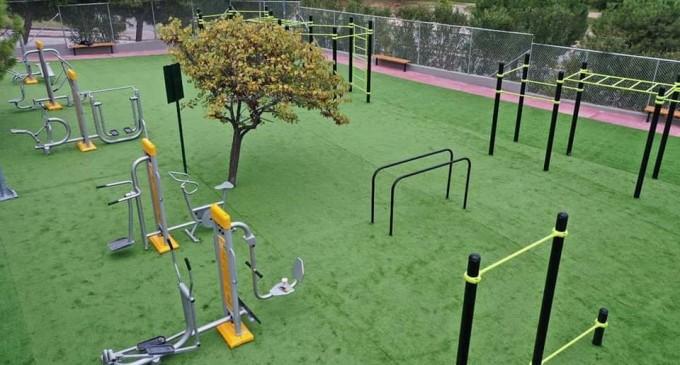 Γλυφάδα: Νέος χώρος άθλησης για μικρούς και μεγάλους στην Τερψιθέα