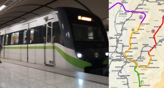 Μετρό: Ποιοι είναι οι έξι νέοι σταθμοί της επέκτασης της Γραμμής 4 που μπαίνουν πρώτοι στα «σκαριά»