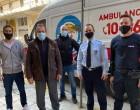 Αστυνομικοί του Τμήματος Καμινίων-Νέου Φαλήρου συγκέντρωσαν τρόφιμα και δώρα και τα παρέδωσαν στο «Χαμόγελο του παιδιού»