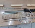 Φυλακές Κορυδαλλού: Σπαθιά και… πάνω από 100 λίτρα τσίπουρο βρέθηκαν σε κελιά (φωτο)