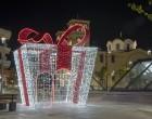Χριστουγεννιάτικος στολισμός στον Δήμο Νίκαιας – Αγ. Ι. Ρέντη