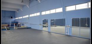 Ανακαίνιση Γυμναστηρίου Ρυθμικής και Ενόργανης στον Πλάτωνα του Δήμου Νίκαιας Αγ.Ι.Ρέντη