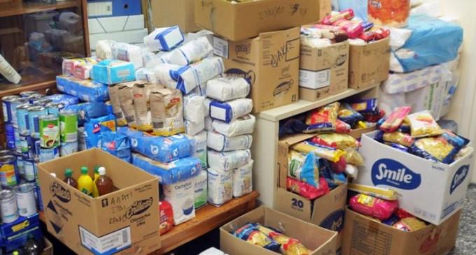 Σε 11.174 ωφελούμενους της Περιφερειακής Ενότητας Πειραιώς και Νήσων θα διανεμηθούν τον Φεβρουάριο, τρόφιμα και είδη πρώτης ανάγκης