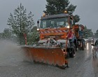 Έρχεται το τρίτο κύμα της κακοκαιρίας «Λέανδρος»: Χιόνια ακόμα και στην Αθήνα