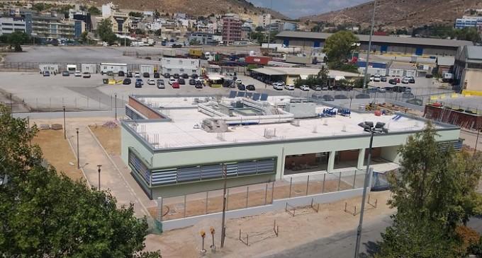 Ολοκληρώθηκε το Κέντρο Υγείας Κερατσινίου-Δραπετσώνας
