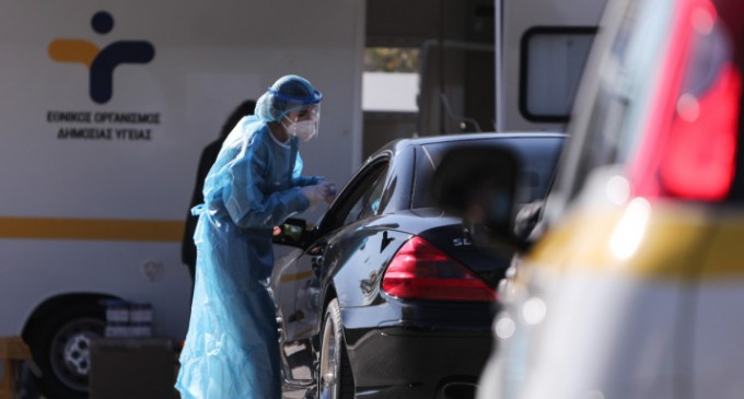 Κορωνοϊός: 516 νέα κρούσματα -27 νεκροί, 300 διασωληνωμένοι