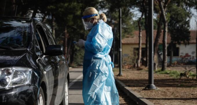 Κορωνοϊός: 509 νέα κρούσματα – 25 νεκροί, 293 διασωληνωμένοι