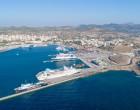 Θετικά τα αποτελέσματα του 2020 για το λιμάνι του Λαυρίου