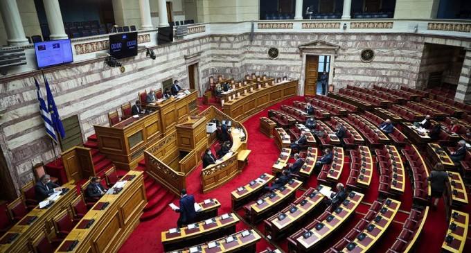 Βουλή: Με συντριπτική πλειοψηφία ενέκρινε την επέκταση των χωρικών υδάτων στα 12 ν.μ. στο Ιόνιο