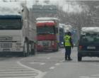 Απαγόρευση κυκλοφορίας φορτηγών και στην εθνική οδό Αθηνών- Κορίνθου