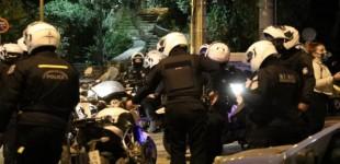Πλατεία Λαρίσης: Ποιος είναι ο τραυματίας – Η σύλληψη, τα ναρκωτικά και το αλεξίσφαιρο γιλέκο
