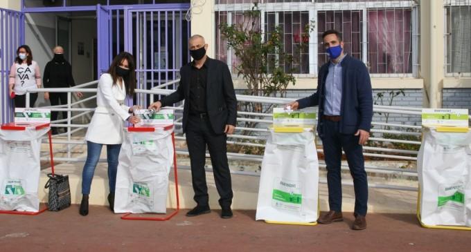 Ανακύκλωση σε όλα τα σχολεία του Πειραιά