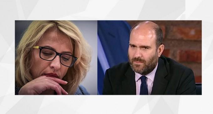 Ξέσπασε πολιτική «θύελλα» μεταξύ Δ.Μαρκόπουλου και Ρ.Δούρου  -Το εξώδικο και η απάντηση του βουλευτή Β' Πειραιά στην πρώην Περιφερειάρχη Αττικής