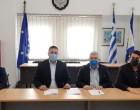 Μνημόνιο συνεργασίας Δήμου Παλαιού Φαλήρου με το Τμήμα Οργάνωσης και Διαχείρισης Αθλητισμού του Πανεπιστημίου Πελοποννήσου