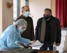 Νέα προληπτικά τεστ για Covid-19 στους υπαλλήλους του Δήμου Περάματος
