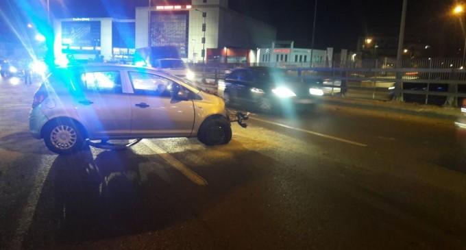 Τροχαίο στη Λεωφόρο Κηφισού – Ταλαιπωρία για τους οδηγούς