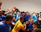 «Πάρτι» στα αποδυτήρια της Εθνικής (βίντεο)