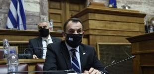 Παναγιωτόπουλος: «Χρειαζόμαστε λιγότερο Κουφοντίνα και περισσότερο Ιάκωβο Τσούνη»