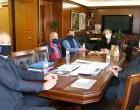 Συνάντηση Γ.Μώραλη με εκπροσώπους της Ελληνικής Εταιρείας Προστασίας Αυτιστικών