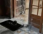 Έκρηξη σε είσοδο πολυκατοικίας που διαμένει πρώην δικαστικός