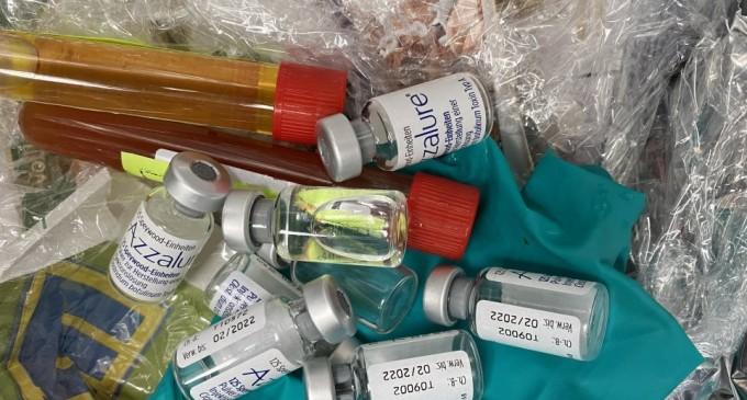 Η Ιντερπολ προειδοποιεί: Ψεύτικα εμβόλια για την Covid-19 κατασχέθηκαν σε Κίνα και Νότια Αφρική